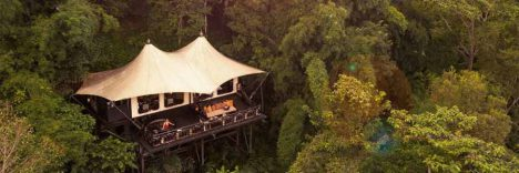 Thailand Rundreise Four Seasons Tented Camp Golden Triangle © Four Seasons Hotels Limited