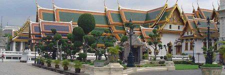 Thailand Life Baumkunst © B&N Tourismus