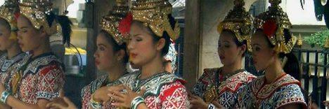 Thailand Life Khon Tanz © B&N Tourismus