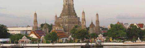 Thailand Wat Arun © B&N Tourismus