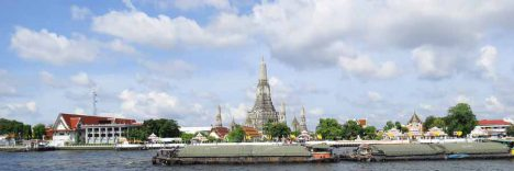 Thailand Schwimmender Markt © B&N Tourismus